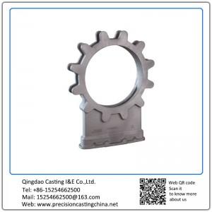 Customized Ductile Iron Knife Gate Valve Resin Coated Sand Casting