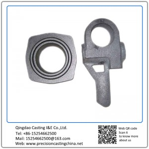 Customized Ductile Iron Resin Coated Sand Casting Power Generation Industries Components