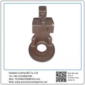 Customized Ductile Iron Resin Sand Casting Agricultural Machinery Parts