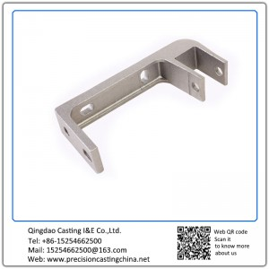 Customized Electronic Component Grey Iron High Chromium Cast Iron Resin Sand Casting Parts