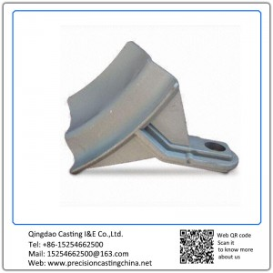 Customized Farming Blade Alloy Steel Clay Sand Casting Agricultural Machinery Parts