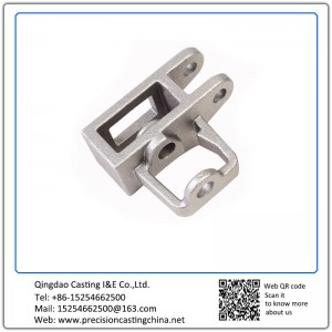Customized Forklift Component Spherical Graphite Cast Iron Resin-bonded Sand Casting Parts