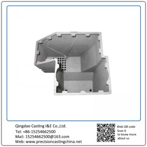 Customized Gear Box Housing Malleable Iron Clay Sand Casting