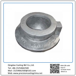 Customized General Mechanical Parts Resin Sand Casting Ductile Iron