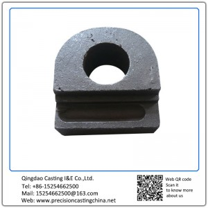Customized Generation Industries Components High Strength Low Alloy Steel Clay Sand Casting