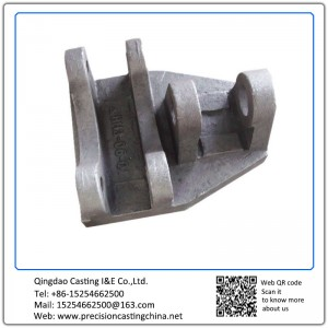 Customized Grinding Roller Mine Brick Making Field 355J2G3 Machine Connection Part Carbon Steel Casting 120 kg
