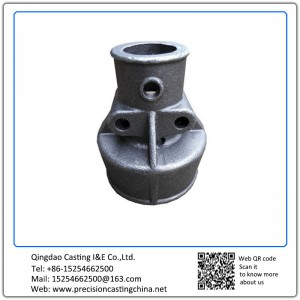 Customized High Chromium Cast Iron Agricultural Machinery Spare Parts Resin Sand Casting