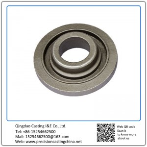 Customized High Chromium Cast Iron Engineering Machinery Spare Parts Resin Coated Sand Casting