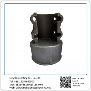 Customized High Chromium Cast Iron Motorcycle Spare Parts Resin-bonded Sand Casting