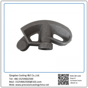 Customized High Chromium Cast Iron Resin Coated Sand Casting Crane Spare Parts