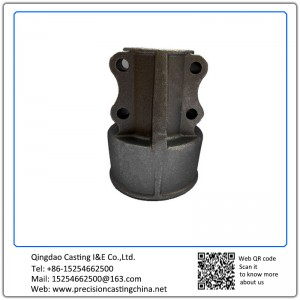 Customized High Chromium Cast Iron Scaffold Spare Parts Clay Sand Casting