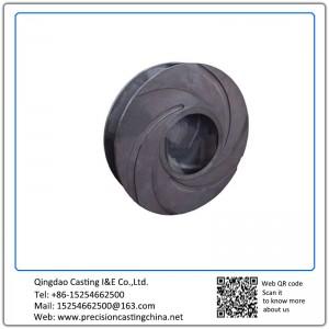 Customized High Chromium Iron Castings Impeller