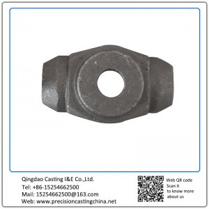 Customized High Manganese Steel Resin-bonded Sand Casting Baffle Plate