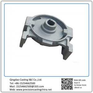 Customized High Strength Low Alloy Steel Resin Coated Sand Casting Machine Spare Parts