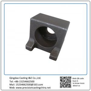 Customized High Strength Low Alloy Steel Resin Sand Casting Wedge Wear Plate