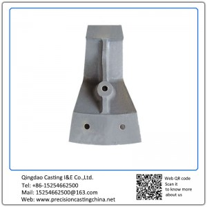 Customized Hit Plate Heat Electric Factory Cogeneration Resin Sand Casting Crusher Hammer Plate 250-300 kg