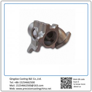 Customized Investment Cast Part Made of Stainless Steel AISI316 Material Ideal for Aftermarket Parts