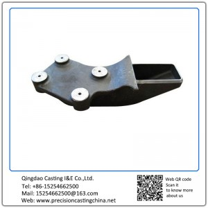 Customized Iron casting machine parts Clay Sand Casting
