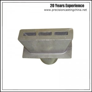 Refractory Steel Casting Train Parts