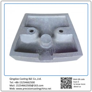 Customized Lining Plate Magotteaux ball mill liner plate 215kg