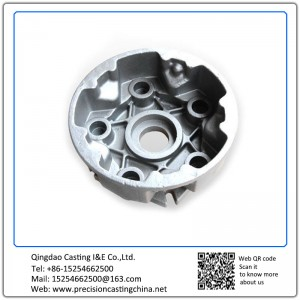 Customized Lost Foam Casting Process Grey Iron Gear Housing
