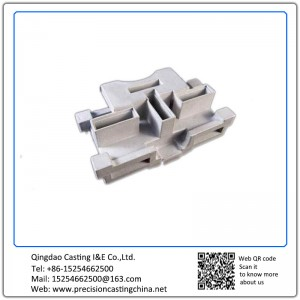 Customized Machine Bases Carbon Steel Clay Sand Casting