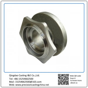 Customized Machined General Industrial Equipment Components Nodular Iron Clay Sand Casting