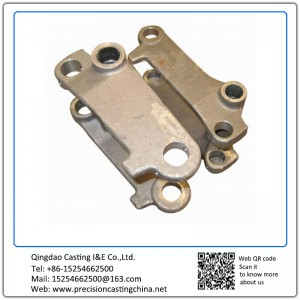 Customized Machinery Accessories Carbon Steel Clay Sand Casting