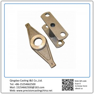 Customized Machinery Accessories Ductile Iron Resin Coated Sand Casting