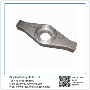 Customized Machinery Accessories Mild Steel Resin-bonded Sand Casting