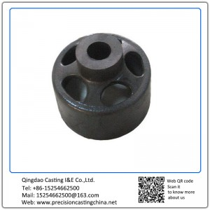 Customized Machinery Parts Clay Sand Casting Carbon Steel