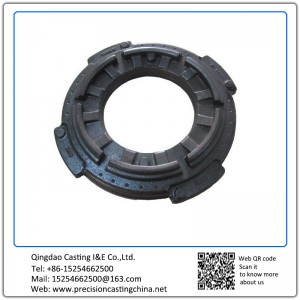 Customized Malleable Iron Clay Sand Casting Agricultural Machinery Parts