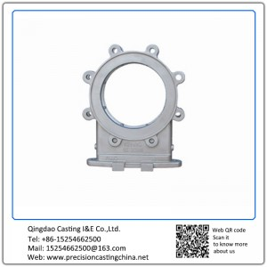 Customized OEM Valve Spare Parts Gate Valve Shell Grey Iron