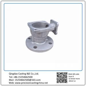 Customized OEM Valve Spare Parts Valve Body Carbon Steel