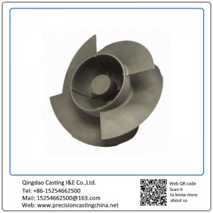 Customized Propeller Grey Iron Resin Sand Casting