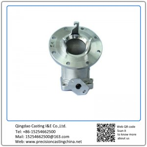 Customized Pump Body CF8 Stainless Steel Lost Wax Casting Parts