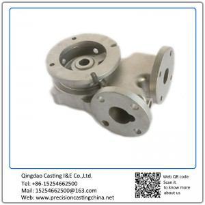Customized Pump Casing Stainless Steel Clay Sand Casting