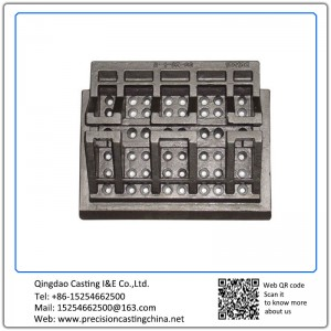 Customized Refractory Steel Casting Baffle Plate