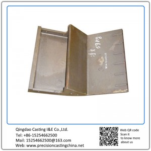 Customized Refractory Steel Casting Equipment Components