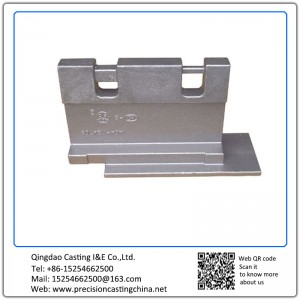 Customized Refractory Steel Casting Mechanical Parts