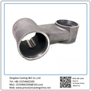 Customized Resin Sand Casting Alloy Steel Mining Mechanical Parts