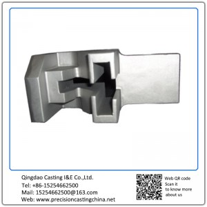 Customized Zinc Plated Alloy Steel Mining Mechanical Parts