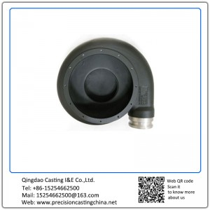 Customized The Pump Shell Castings Ductile Iron