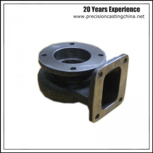 Turbocharger Stainless Steel Lost Foam Casting Process