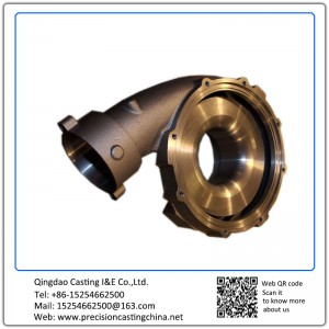 Customized Turbocharger Spherical Cast Iron Precoated Sand Casting Auto Parts