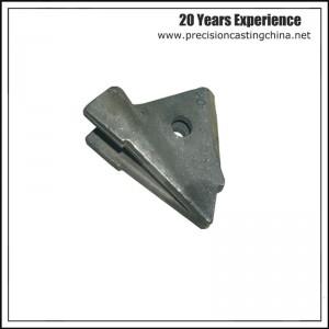 Professional Automobile Suspension Spare Parts High Chromium Iron Resin Sand Casting Parts