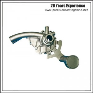 Agricultural Machinery Parts Aluminium Gravity Casting Engine Components