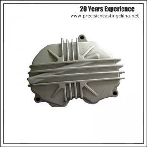 Alloy Zinc Aluminum Die Casting LED Cover
