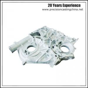 Aluminium Alloy Die Casting Auto Parts Cylinder Cover