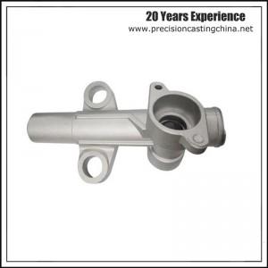 Aluminium Alloy Gravity Casting Auto Parts Air Compressor for Excavator